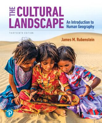 The Cultural Landscape: An Introduction to Human Geography-cover