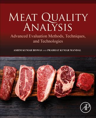 Meat Quality Analysis: Advanced Evaluation Methods, Techniques, and Technologies-cover