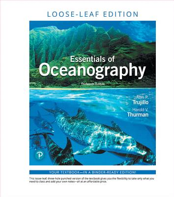Essentials of Oceanography, Loose-Leaf Edition-cover