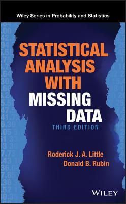 Statistical Analysis with Missing Data (Hardcover)