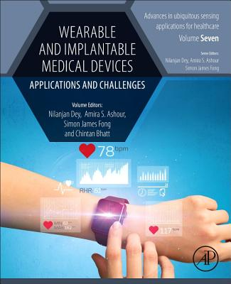 Wearable and Implantable Medical Devices: Applications and Challenges-cover