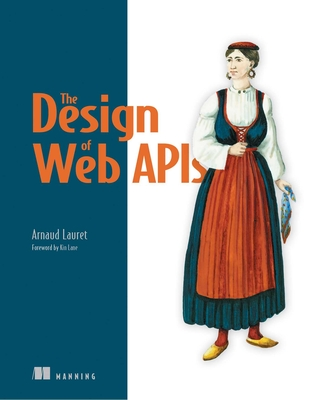 The Design of Web APIs-cover