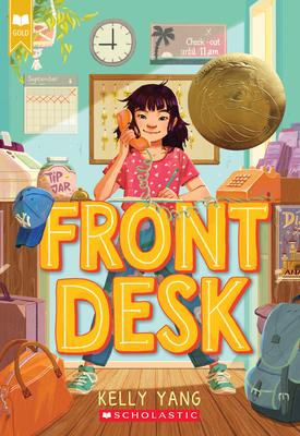 Front Desk (Scholastic Gold)-cover