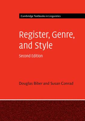 Register, Genre, and Style-cover
