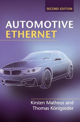 Automotive Ethernet 2/e-cover