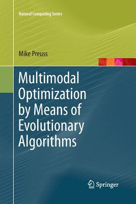 Multimodal Optimization by Means of Evolutionary Algorithms-cover