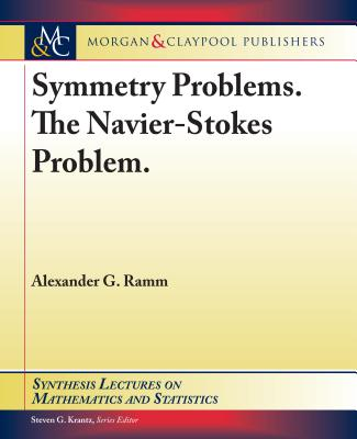Symmetry Problems. the Navier-Stokes Problem.-cover