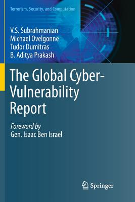 The Global Cyber-Vulnerability Report-cover