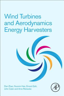 Wind Turbines and Aerodynamics Energy Harvesters-cover