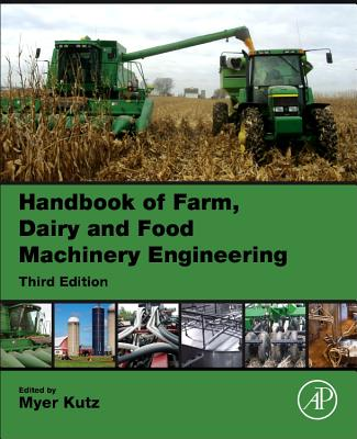 Handbook of Farm, Dairy and Food Machinery Engineering-cover