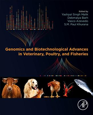 Genomics and Biotechnological Advances in Veterinary, Poultry, and Fisheries-cover