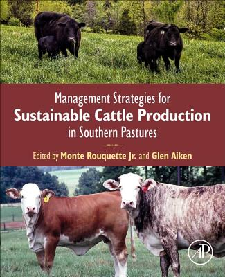 Management Strategies for Sustainable Cattle Production in Southern Pastures-cover