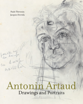 Antonin Artaud: Drawings and Portraits-cover