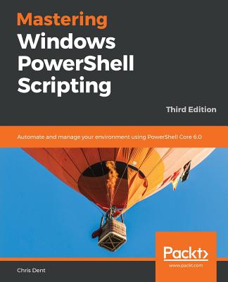 Mastering Windows Powershell Scripting-cover