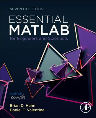 Essential MATLAB for Engineers and Scientists 7th Edition-cover