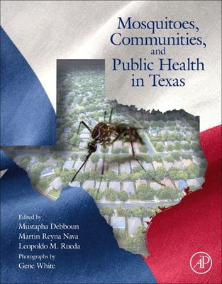 Mosquitoes, Communities, and Public Health in Texas-cover