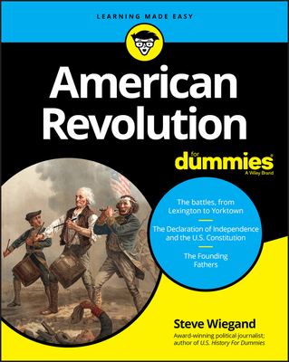American Revolution for Dummies-cover