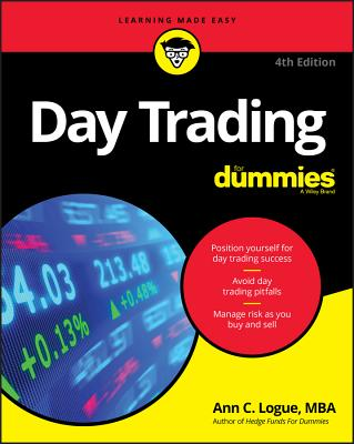 Day Trading for Dummies-cover