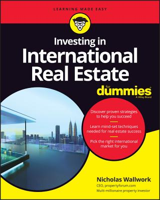 Investing in International Real Estate for Dummies-cover