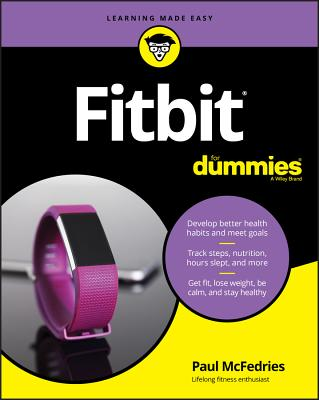 Fitbit for Dummies-cover