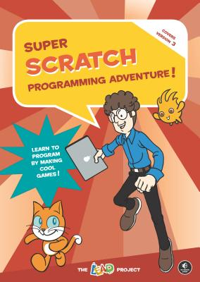 Super Scratch Programming Adventure! (Scratch 3)-cover