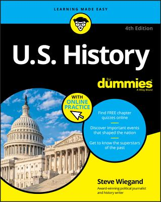 U.S. History for Dummies-cover