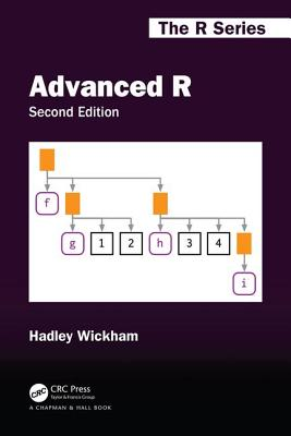 Advanced R, Second Edition-cover