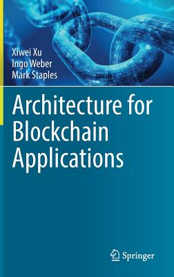 Architecture for Blockchain Applications-cover