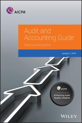 Audit and Accounting Guide: Revenue Recognition 2019-cover
