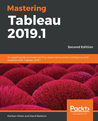 Mastering Tableau 2019.1 -Second Edition-cover