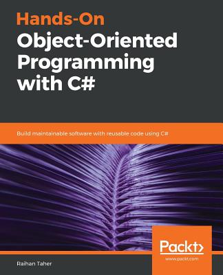 Hands-On Object-Oriented Programming with C#-cover