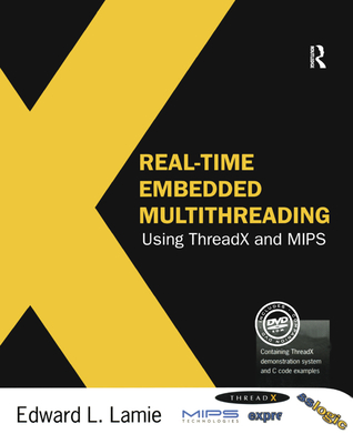 Real-Time Embedded Multithreading Using Threadx and MIPS-cover