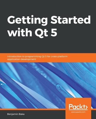 Getting Started with Qt 5-cover