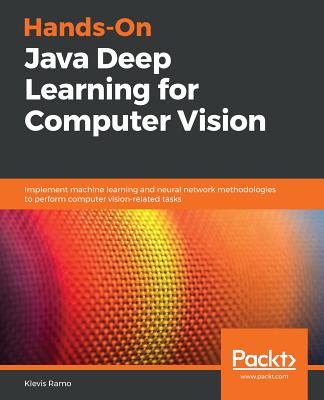 Hands-On Java Deep Learning for Computer Vision-cover
