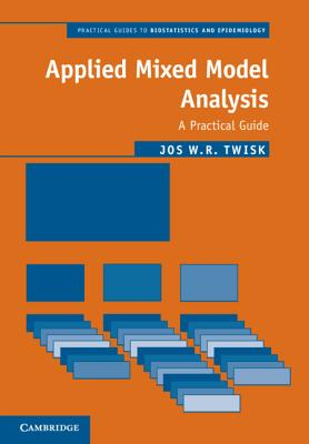 Applied Mixed Model Analysis: A Practical Guide-cover