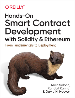Hands-On Smart Contract Development with Solidity and Ethereum: From Fundamentals to Deployment-cover