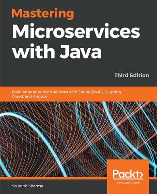 Mastering Microservices with Java 3/e-cover