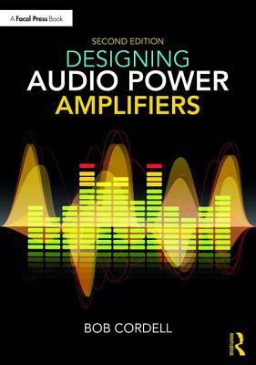 Designing Audio Power Amplifiers-cover