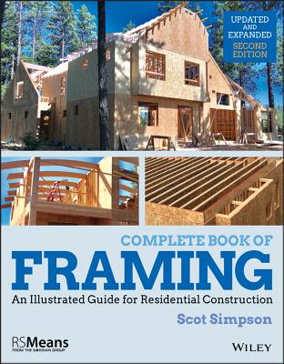 Complete Book of Framing: An Illustrated Guide for Residential Construction-cover