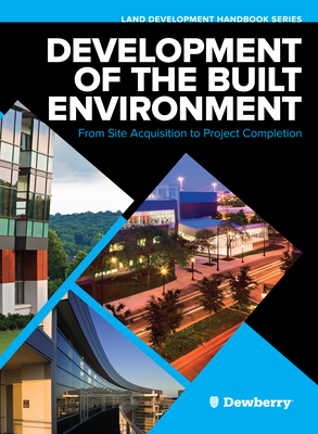 Development of the Built Environment: From Site Acquisition to Project Completion-cover