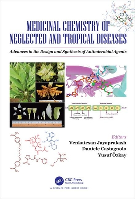 Medicinal Chemistry of Neglected Tropical Diseases: Advances in the Design and Synthesis of Antimicrobial Agents-cover