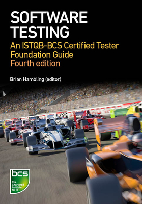Software Testing: An ISTQB-BCS Certified Tester Foundation guide - 4th edition-cover