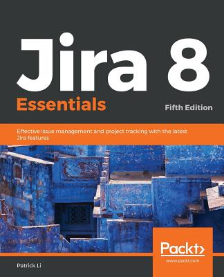 Jira 8 Essentials-cover
