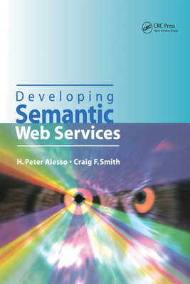 Developing Semantic Web Services-cover