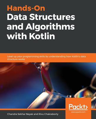Hands-On Data Structures and Algorithms with Kotlin-cover