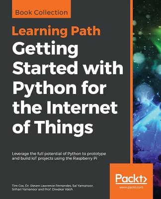 Getting Started with Python for the Internet of Things-cover