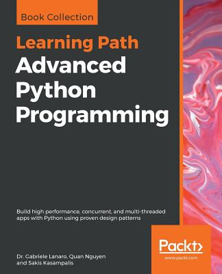 Advanced Python Programming-cover