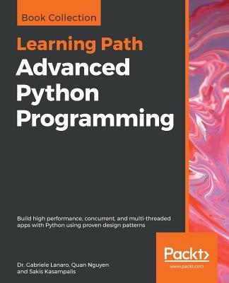 Advanced Python Programming-cover