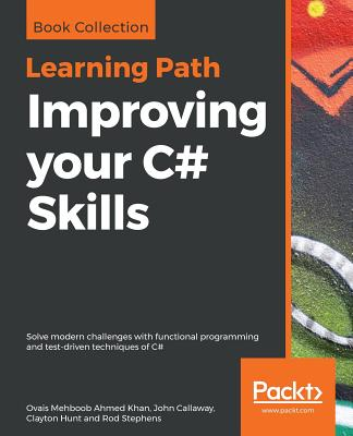 Improving Your C# Skills-cover