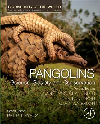 Pangolins: Science, Society and Conservation-cover